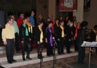 concert 14 mars 2015, église de Vals-les-Bains