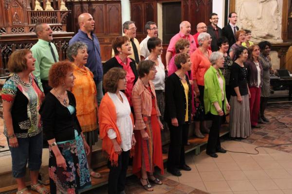 Concert de Bog'Indigo à Mayres (2012)